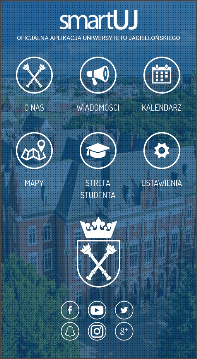 aplikacja smartUJ